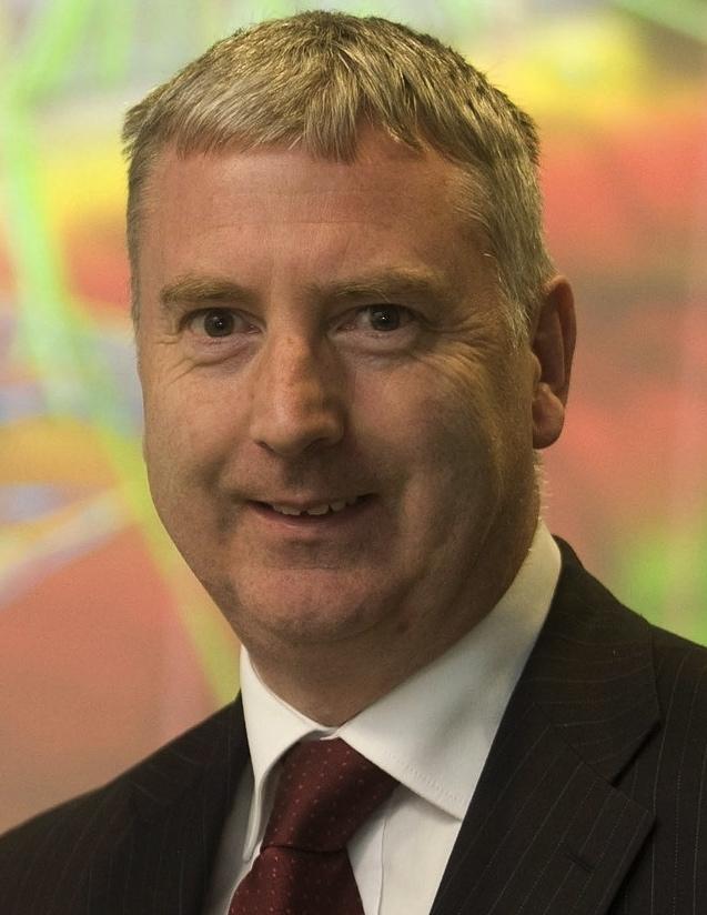 Elected Representatives - James-Kelly